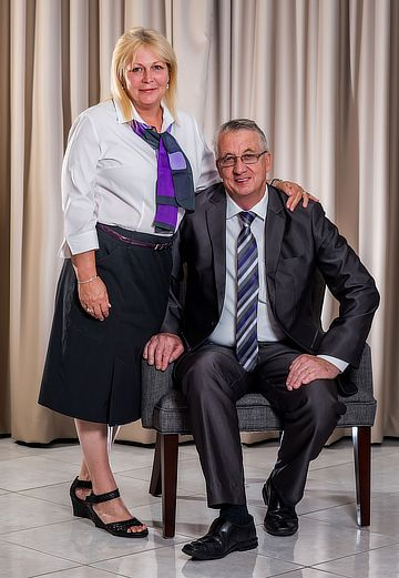 Funeral Directors - Jeff & Judy Boyle - Whitsunday Funerals & Crematorium