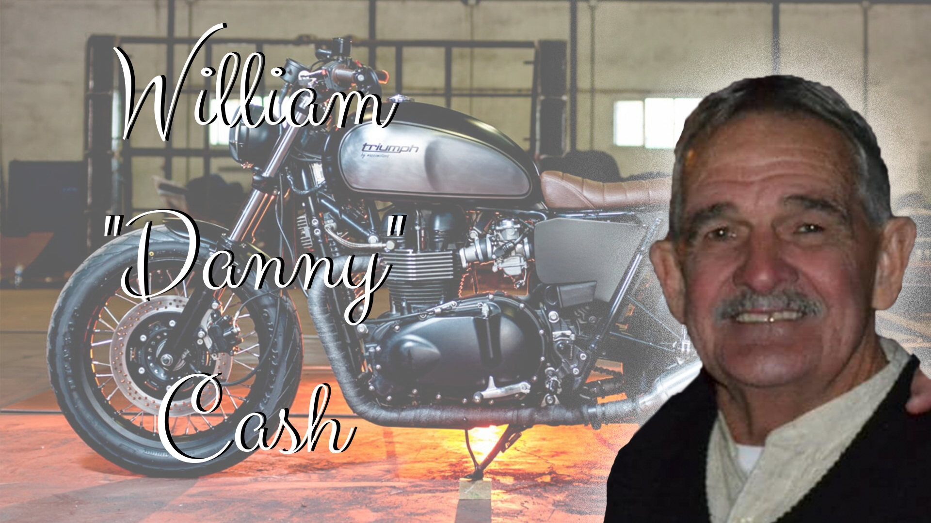 William Cash (Danny)