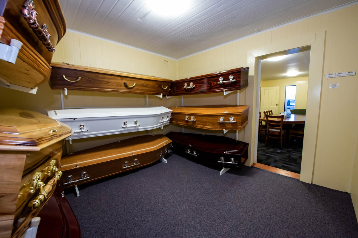 Bowen Coffin Room
