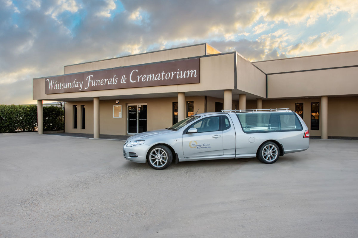 Bowen Funeral Home Facilities
