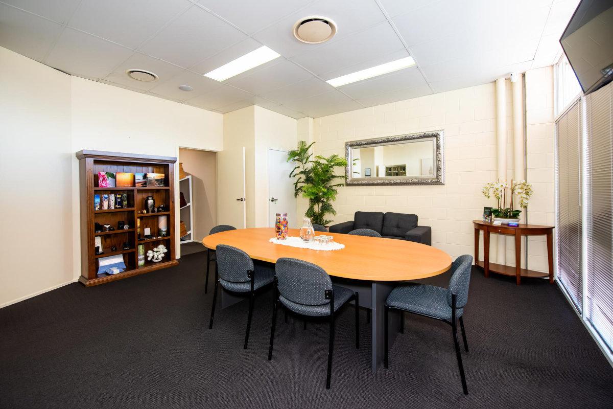 Mackay Arrangement Room