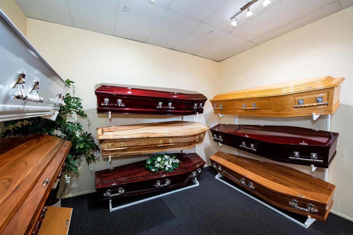 Mackay Coffin Room