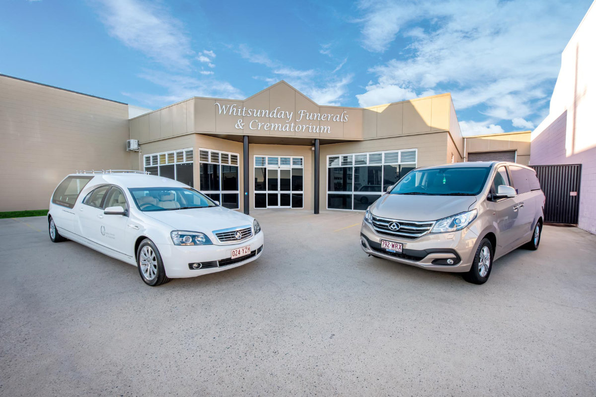 Mackay Funeral Home Facilities