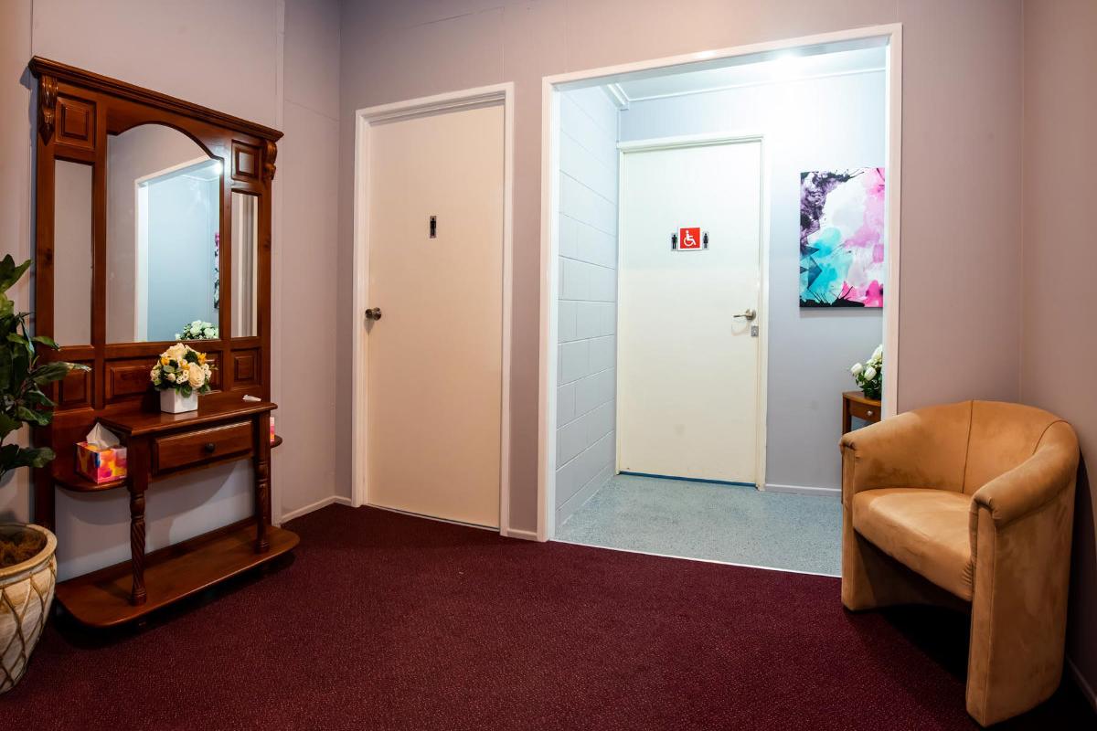Mackay Hallway