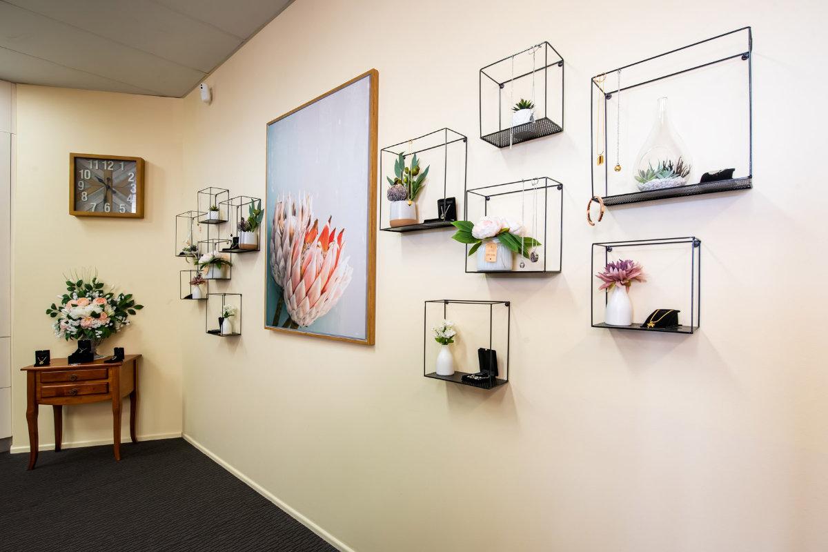 Mackay Reception Wall Art