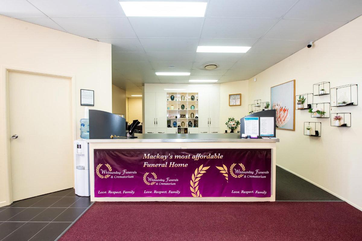 Mackay Reception