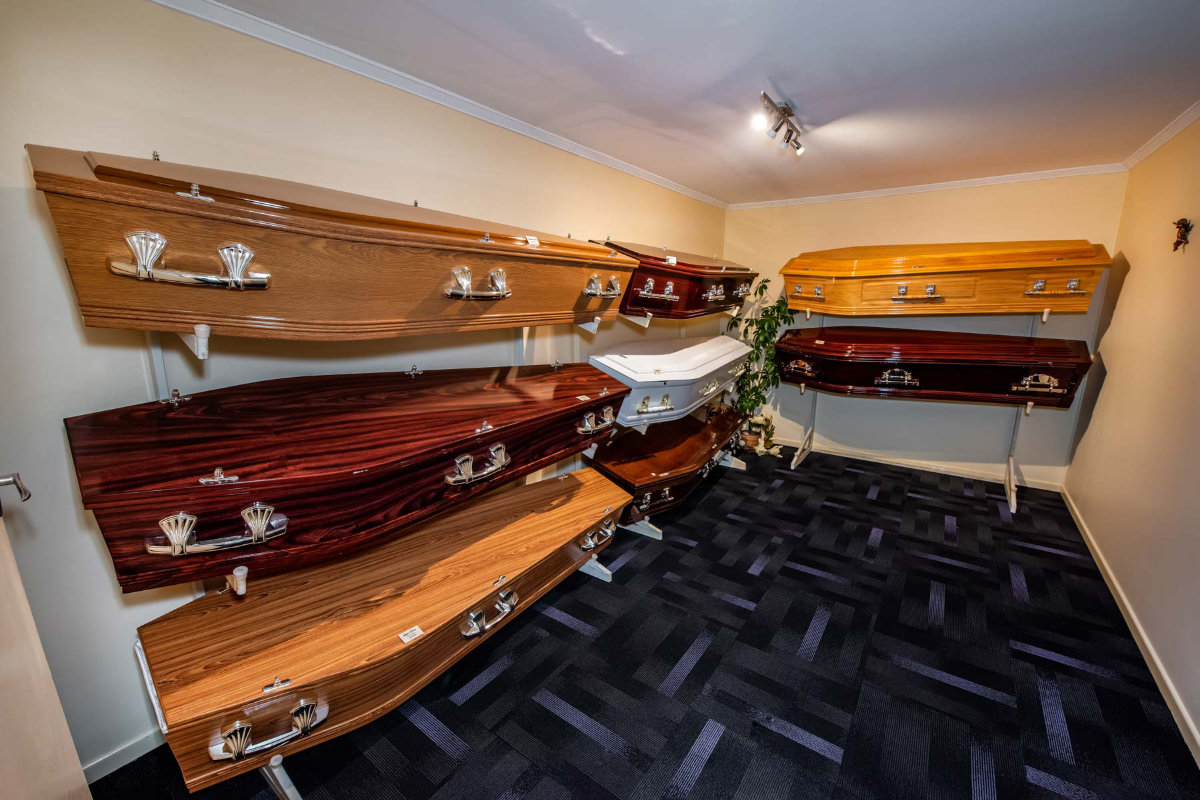 Proserpine Coffin Room