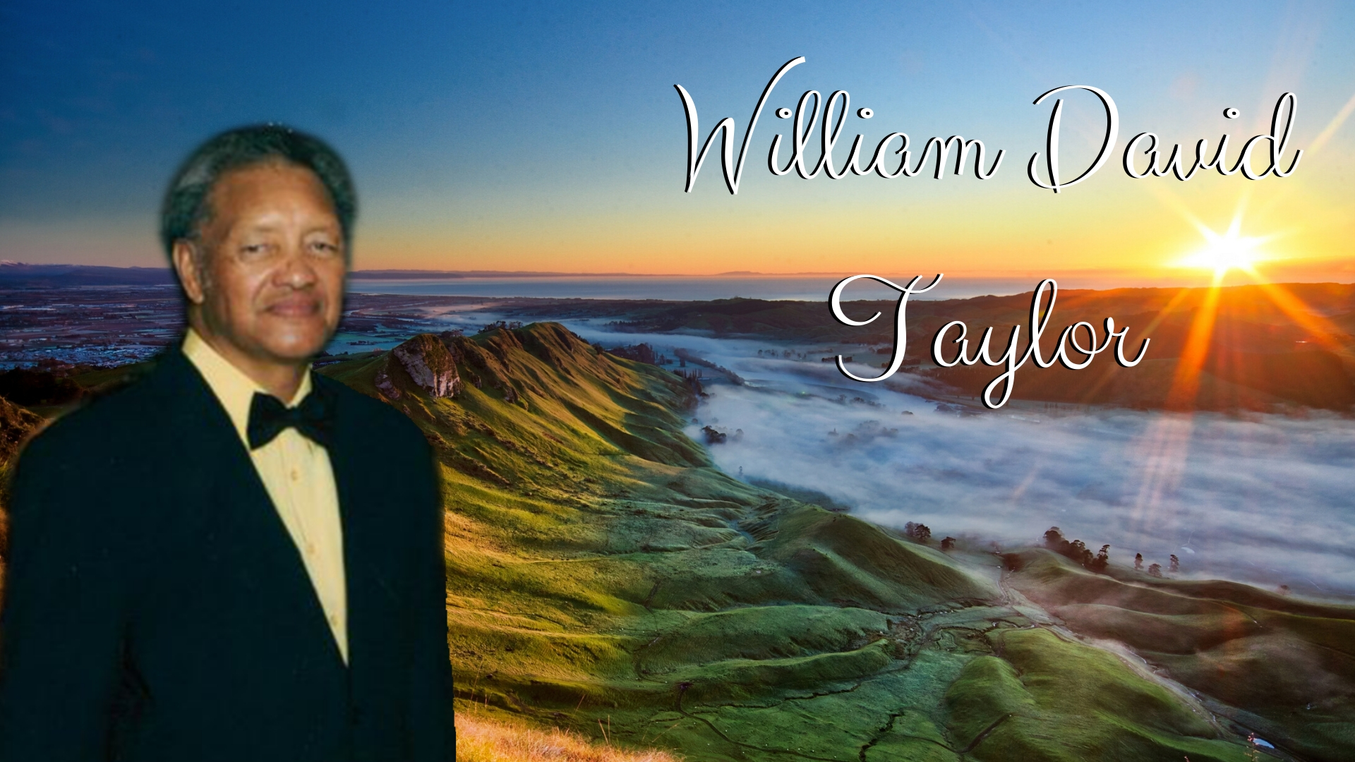 William David Taylor