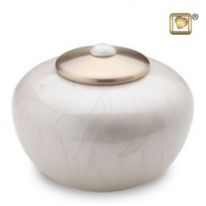 Simply Rounded Medium Urn